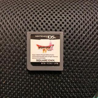 ニンテンドーDS(ニンテンドーDS)のニンテンドーDSソフト、ドラゴンクエストIV(携帯用ゲームソフト)