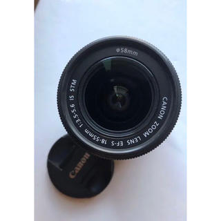 Canon - Canon キャノン EFS18-55mmレンズ