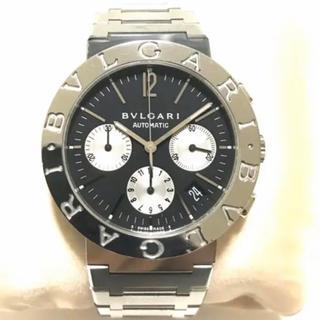 ブルガリ(BVLGARI)のBVLGARI ブルガリブルガリ クロノグラフ BB38SSCH 腕時計 (腕時計(アナログ))