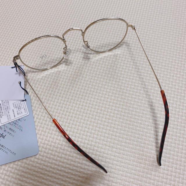 しまむら(シマムラ)の【マイ様 専用】プチプラのあや 丸メガネ しまむら レディースのファッション小物(サングラス/メガネ)の商品写真