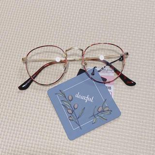 シマムラ(しまむら)の【マイ様 専用】プチプラのあや 丸メガネ しまむら(サングラス/メガネ)