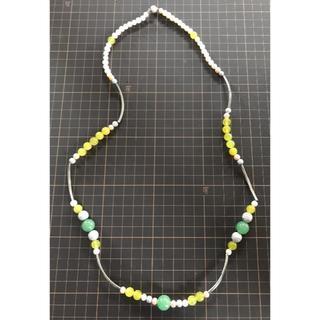 アビステ(ABISTE)の綺麗な天然石ネックレス(ネックレス)
