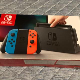 Nintendo Switch - 中古 ニンテンドースイッチ ジョイコン、ストラップ新品
