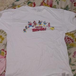 メリージェニー(merry jenny)のmerry jenny ディズニー白Tシャツ(Tシャツ(半袖/袖なし))