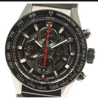 タグホイヤー(TAG Heuer)のタグホイヤー カレラ 01 キャリバー01 car2a1z 中古美品(腕時計(アナログ))