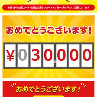 BRAVIA - ブラビアロト 30000円 3万円 キャッシュバック ブラビア 購入