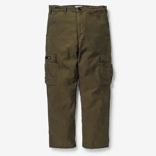 W)taps - WTAPS JUNGLE STOCK 01 olive Mサイズ