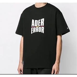 COMME des GARCONS - ADER ERROR ロゴ t-shirt