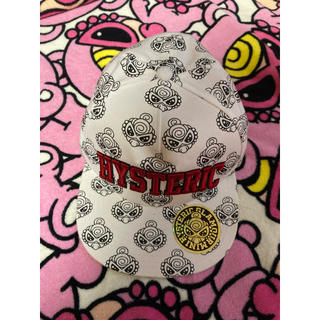 ヒステリックミニ(HYSTERIC MINI)のキラミニキャップ(帽子)
