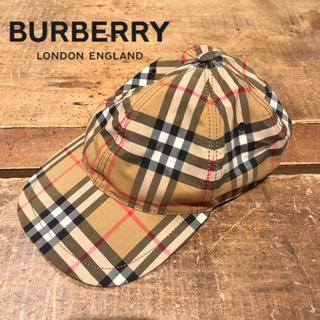 バーバリー(BURBERRY)の【正規品】Burberry キャップ(キャップ)