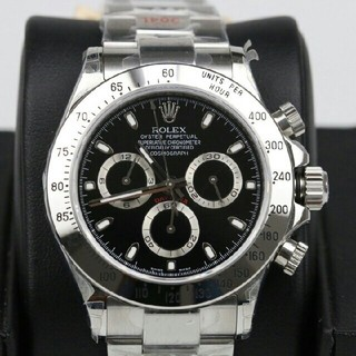 OMEGA - 即購入OK  ロレックス Daytonメンズ腕時計自動巻き