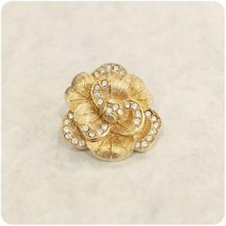 クリスチャンディオール(Christian Dior)の✔️Vintage Christian Dior pin brooch(ブローチ/コサージュ)