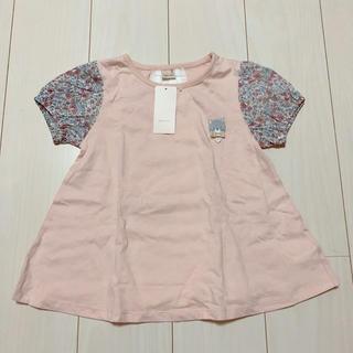 petit main - 新品タグ付き*プティマイン  Tシャツ 130