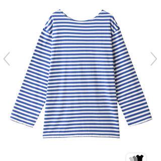 シンゾーン(Shinzone)のShinzone マリンボーダーTシャツ(Tシャツ(長袖/七分))