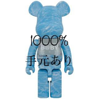 メディコムトイ(MEDICOM TOY)のベアブリック WATER CREST Ver.1000% マイファースト(その他)