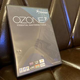 OZONE7(ソフトウェアプラグイン)