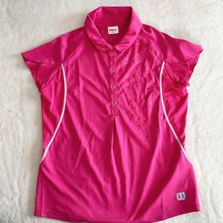 ウィルソン(wilson)のウィルソン テニスウェア ポロシャツ /ヨネックス/(ウェア)