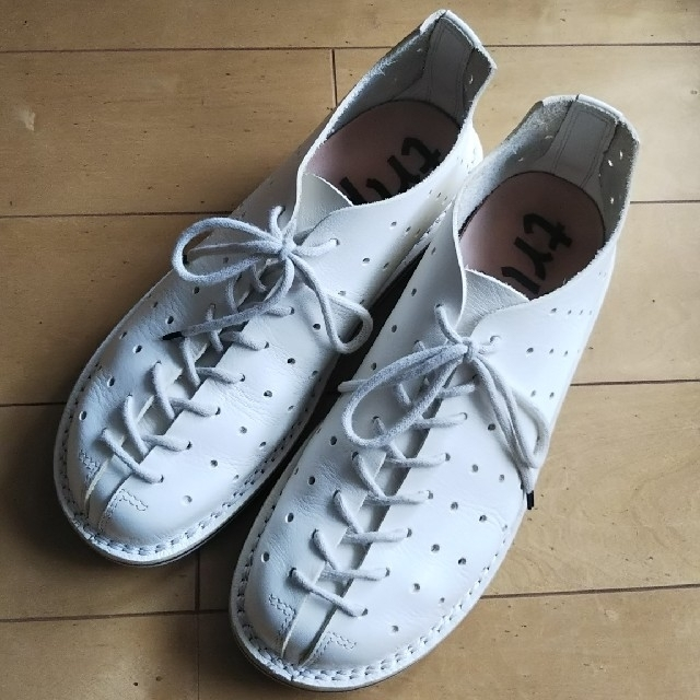 trippen(トリッペン)のトリッペン ゴルフ 38 golf レディースの靴/シューズ(ローファー/革靴)の商品写真