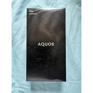 アクオス(AQUOS)のAQUOS R2 SHV42  SIMフリー(スマートフォン本体)