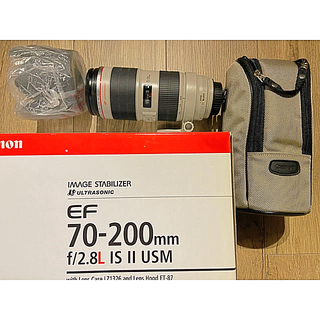 Canon - EF70-200mm f/2.8L IS Ⅱ USM