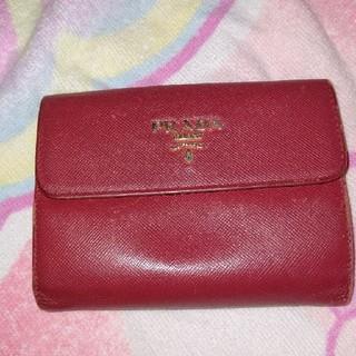プラダ(PRADA)のPRADA 2つおり財布(財布)