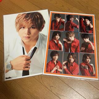 ヘイセイジャンプ(Hey! Say! JUMP)のHey! Say! JUMP ラミネートポスター(アイドルグッズ)