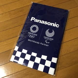 パナソニック(Panasonic)の【Panasonic】パナソニック アウトドアバッグ 新品未開封 非売品(エコバッグ)