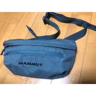 マムート(Mammut)の【激安セール!】MAMMUTウエストバッグ※美品(ウエストポーチ)