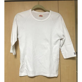 ハリウッドランチマーケット(HOLLYWOOD RANCH MARKET)のハリウッドランチマーケット 丸首 七分袖(Tシャツ/カットソー(七分/長袖))