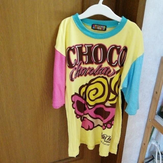 HYSTERIC MINI(ヒステリックミニ)のヒステリックミニ ビッグT  キッズ/ベビー/マタニティのキッズ服男の子用(90cm~)(Tシャツ/カットソー)の商品写真