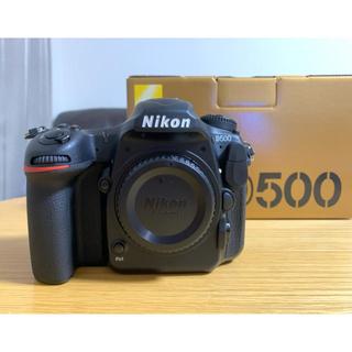 Nikon - NIKON D500 ボディ