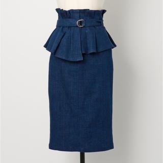 ノエラ(Noela)のコルセットペンシルスカート(ひざ丈スカート)