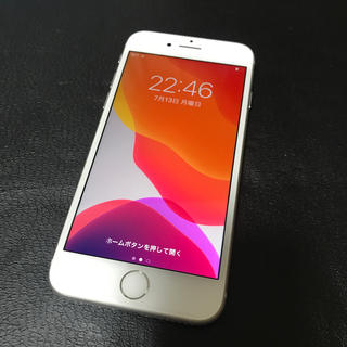 Apple - SoftBank iphone 8 64GB シルバー