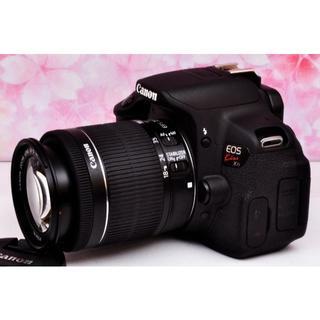 キヤノン(Canon)の❤美品❤スマホ転送OK❤キャノン Canon Eos kiss X7 i(デジタル一眼)