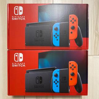 Nintendo Switch - ニンテンドースイッチ ネオン 2個セット