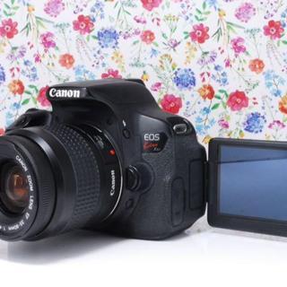 キヤノン(Canon)の★Wi-Fiセット★Canon kiss X6i レンズセット(デジタル一眼)