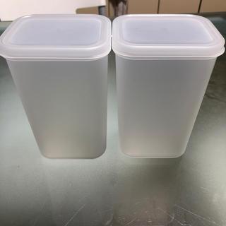 ムジルシリョウヒン(MUJI (無印良品))の無印良品 保存容器セット(容器)