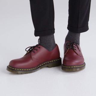 ドクターマーチン(Dr.Martens)のDr.Martens 1461 3EYE UK4 CR ドクターマーチン(ローファー/革靴)