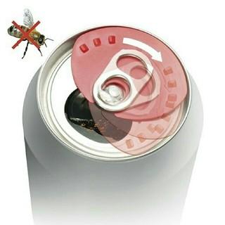 2個セット 缶カバー 缶ロック 虫が入るのを防ぐ ! テーブル用品 食器(カトラリー/箸)