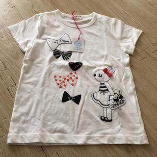 KP - 新品 kp ニットプランナー  半袖 Tシャツ 120