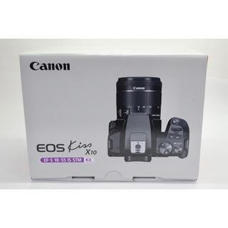 キヤノン(Canon)のEOS Kiss X10 (EF-S18-55 F4-5.6 IS STM)(デジタル一眼)