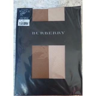 バーバリー(BURBERRY)のバーバリーのストッキング モカM~L(タイツ/ストッキング)