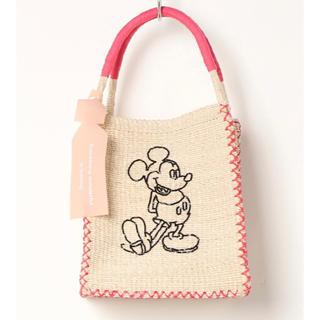 Disney - ディズニー カゴバッグ