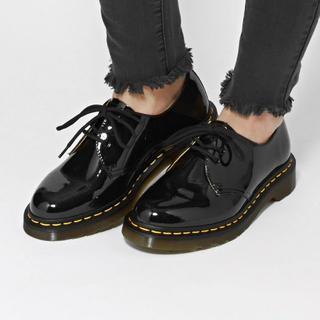 ドクターマーチン(Dr.Martens)のDr.Martens 1461  UK4  パテントレザー 3ホール(ローファー/革靴)