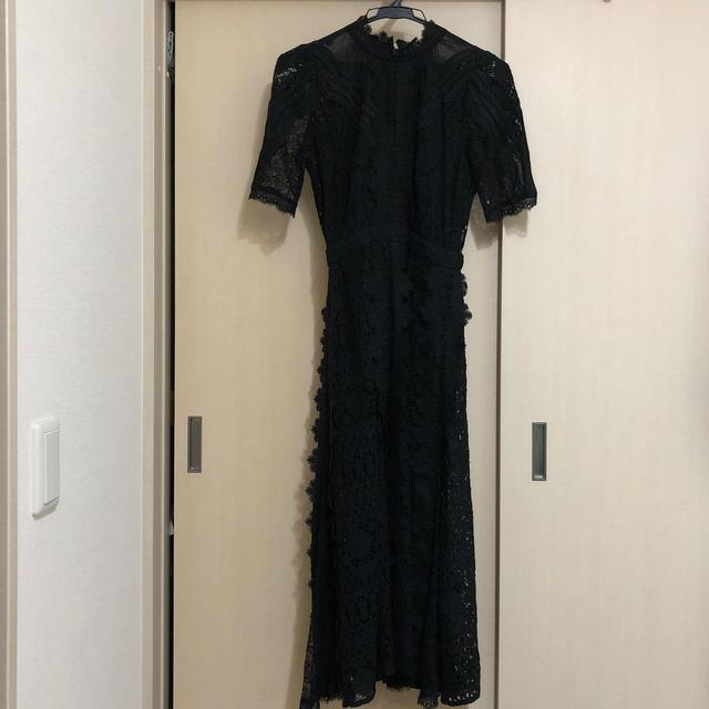snidel(スナイデル)のスナイデル ロングワンピ レディースのフォーマル/ドレス(ロングドレス)の商品写真