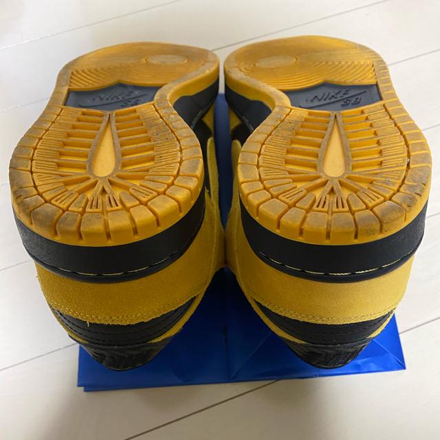 NIKE(ナイキ)のNIKE DUNK SB IOWA WU-TANG メンズの靴/シューズ(スニーカー)の商品写真