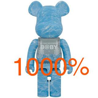 MEDICOM TOY - 即日発送 新品 MY FIRST BE@RBRICK B@BY 1000%