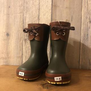 ハンター(HUNTER)の新品タグ付き レインブーツ 15㎝ 長靴 ハンター ビスゴ(長靴/レインシューズ)