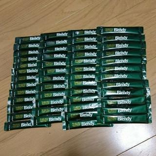 アジノモト(味の素)の☆ブレンディ☆ 50本 スティックコーヒー ブラック(コーヒー)