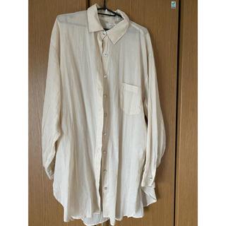 Ungrid - Ungrid ロングシャツ